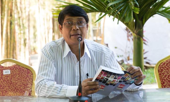 Writers of Myanmar