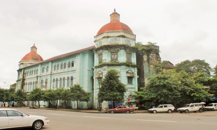 Pen Myanmar Conference2013
