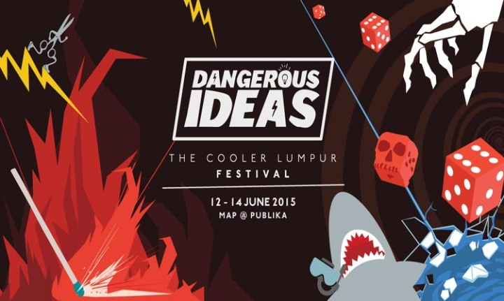 On Cooler Lumpur Festival Of Ideas