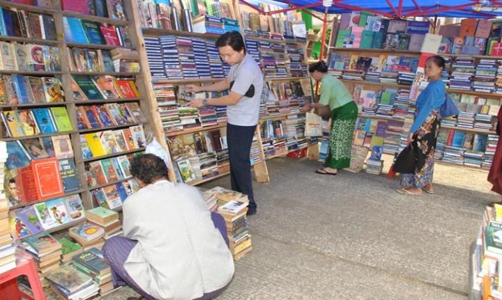 On The Nobel Myanmar LiteraryFestival