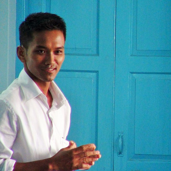 Writer Profile: Green Maung