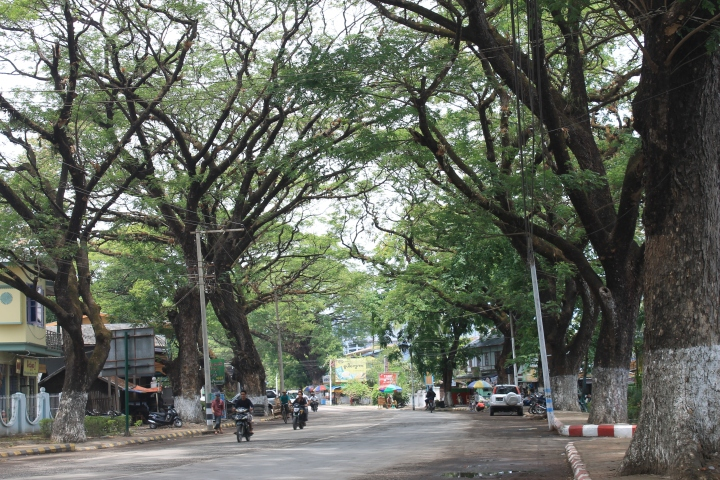 Exploring Burma's Bookshops: Hin LaiO