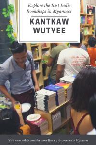 Bookshops - Kantkaw wutyee