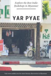 Bookshops - Yar Pyae Pin