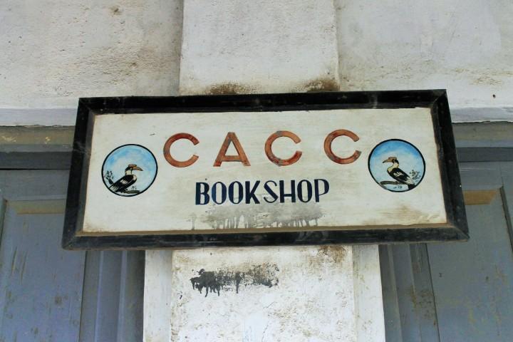 Exploring Burma's Bookshops:C.A.C.C