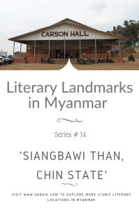 Landmarks - siangbawi than pin