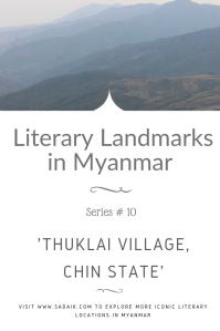 Landmarks - thuklai