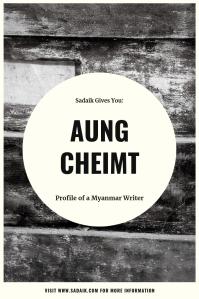 profile - aung cheimt