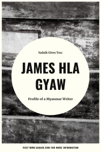Profile - James Hla Gyaw