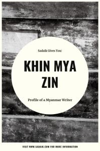 profile - khin mya zin