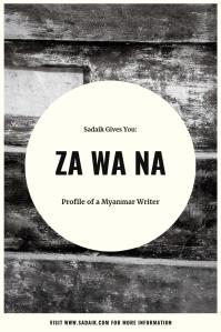 profile - za wa na