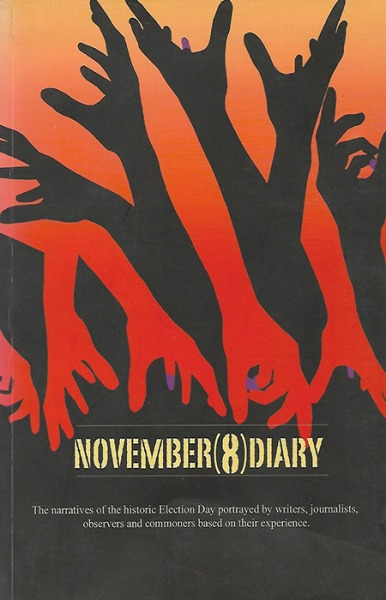 November 8 Diary