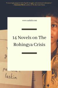 14 Rohingya Novels (2)