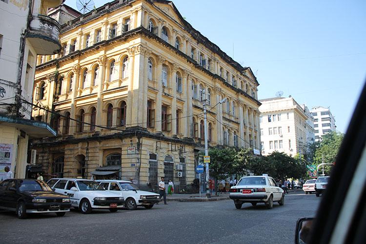 Sofaer Building